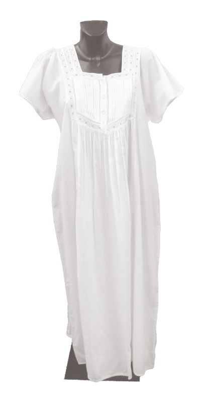Cotton Night Dress 1