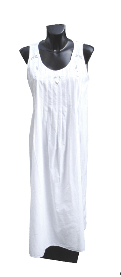 Cotton Night Dress 6