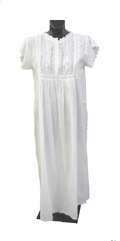 Cotton Night Dress 9