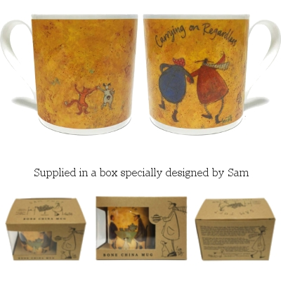 Sam Toft Mug – Carry