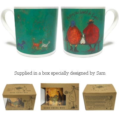 Sam Toft Mug – Putti