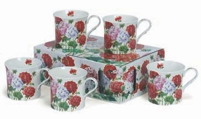 Gift Box of 6 Mugs