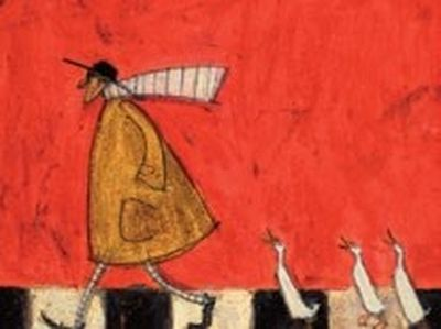 Sam Toft (Crossing W