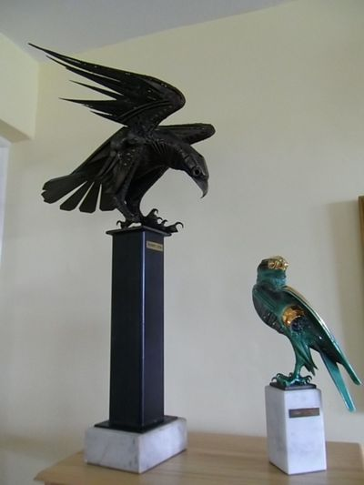 Eagle and Bronze